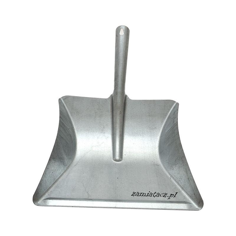 Szufelka metalowa ocynkowana śmietniczka
