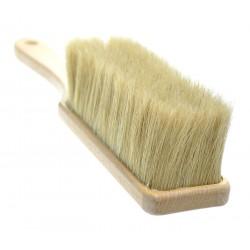 Duża zmiotka z naturalnego włosia szczecina
