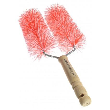 Radiators clining brush