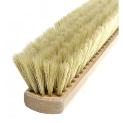 Miotła do zamiatania 50 cm z naturalnym włosiem