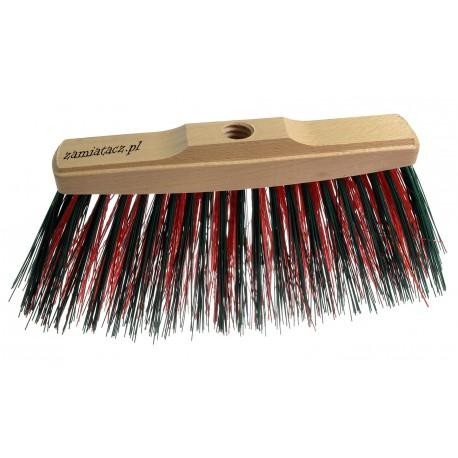 Szczotka ulicówka z długim włosiem 24 cm