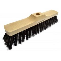 Miotła do zamiatania 30 cm włosie mieszanka