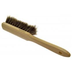 Szczotka zmiotka ręczna z naturalnym włosiem