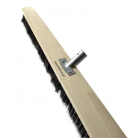 Zamiatacz miotła 100 cm z miękkim włosiem