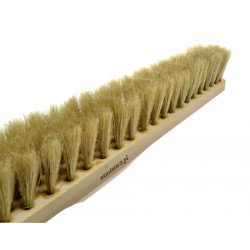 Miotła do zamiatania 45 cm z naturalnym włosiem szczecina