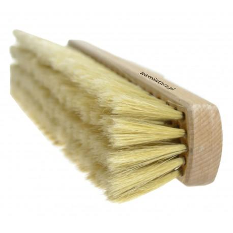Zamiatacz 35 cm z naturalnego włosia szczecina