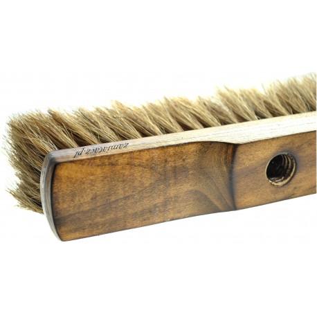 Nowoczesna drewniana miotła do zamiatania 30 cm